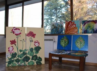 Giovani artisti in mostra