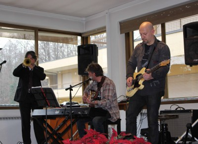 7grani live in Casa Albergo